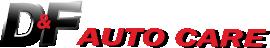 D & F Autocare Logo
