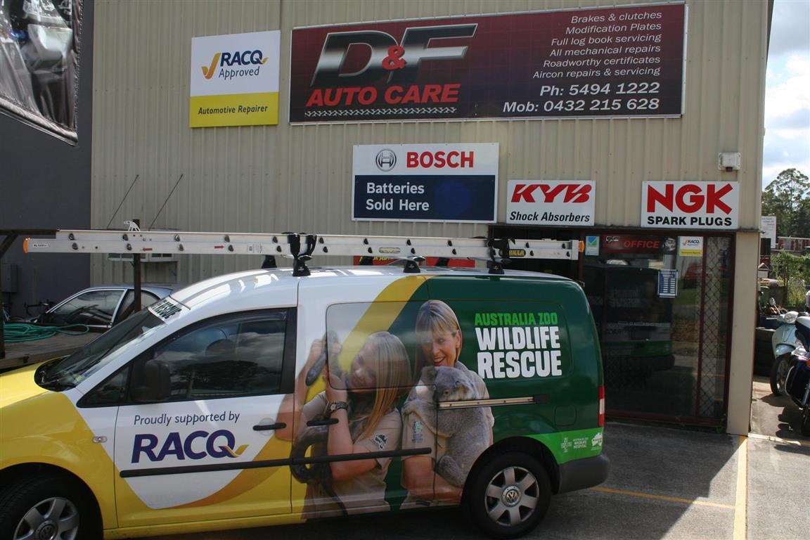 DF Auto Care About Us